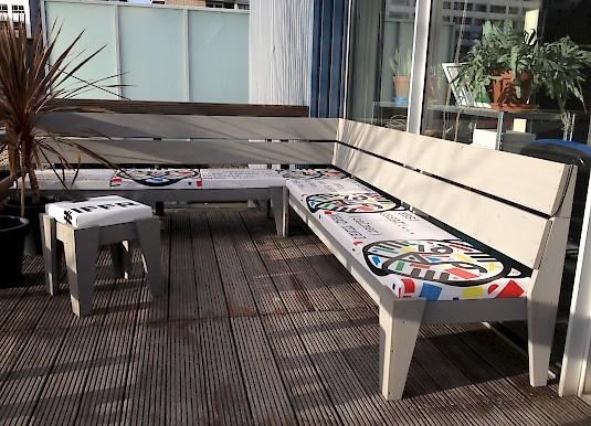 Atelier der dingen tuinmeubelen - Tuinmeubelen ontwerp ...